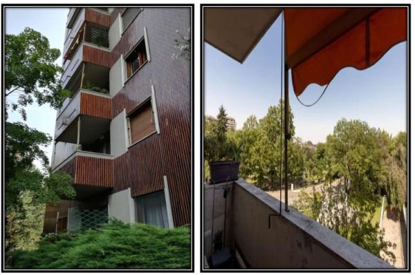 Appartamento in vendita a Milano, Vigentino, Con giardino, 45 mq - Foto 3