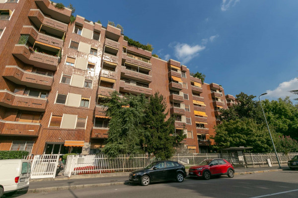 Appartamento in vendita a Milano, Vigentino, Con giardino, 45 mq - Foto 9