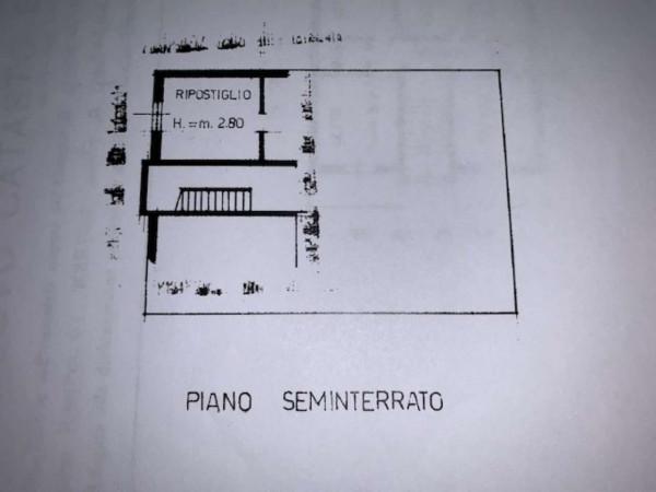 Villa in vendita a Garbagnate Milanese, Stazione, Con giardino, 400 mq - Foto 2