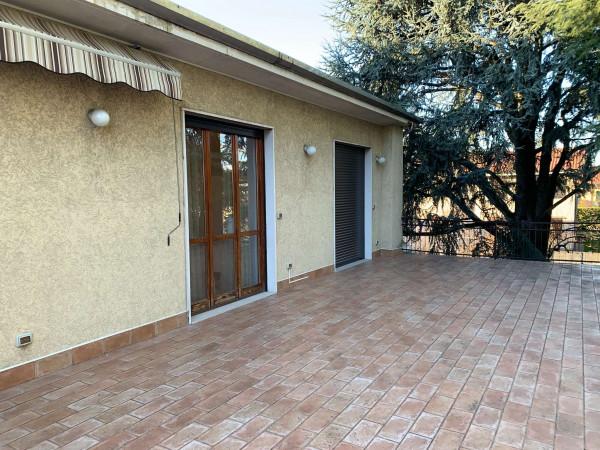 Villa in vendita a Garbagnate Milanese, Stazione, Con giardino, 400 mq - Foto 36