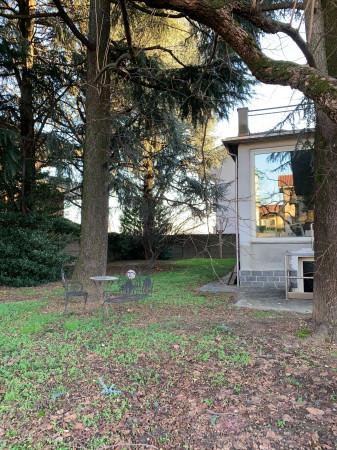 Villa in vendita a Garbagnate Milanese, Stazione, Con giardino, 400 mq - Foto 25