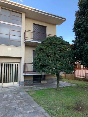 Villa in vendita a Garbagnate Milanese, Stazione, Con giardino, 400 mq - Foto 42