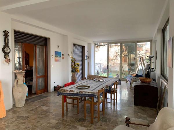 Villa in vendita a Garbagnate Milanese, Stazione, Con giardino, 400 mq - Foto 28
