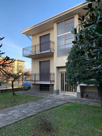 Villa in vendita a Garbagnate Milanese, Stazione, Con giardino, 400 mq - Foto 16
