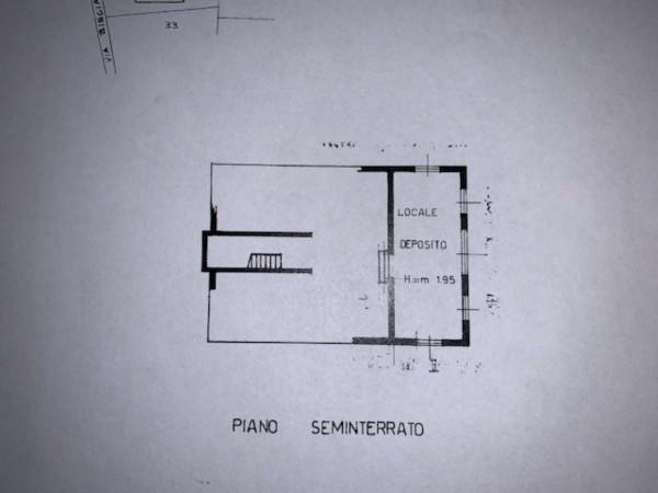 Villa in vendita a Garbagnate Milanese, Stazione, Con giardino, 400 mq - Foto 3