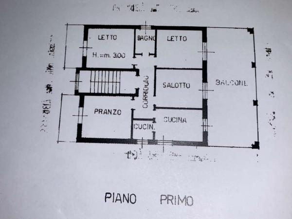 Villa in vendita a Garbagnate Milanese, Stazione, Con giardino, 400 mq - Foto 6