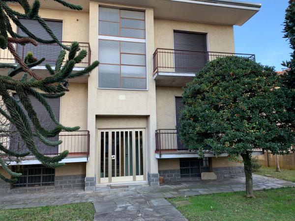 Villa in vendita a Garbagnate Milanese, Stazione, Con giardino, 400 mq - Foto 17