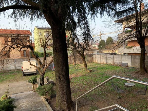 Villa in vendita a Garbagnate Milanese, Stazione, Con giardino, 400 mq - Foto 14