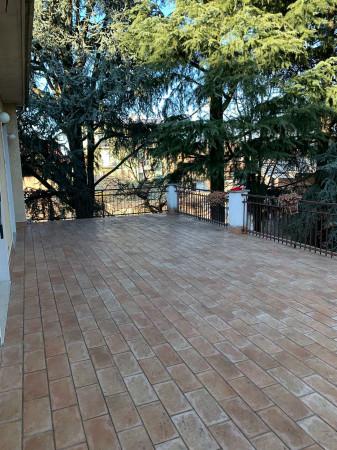 Villa in vendita a Garbagnate Milanese, Stazione, Con giardino, 400 mq - Foto 37