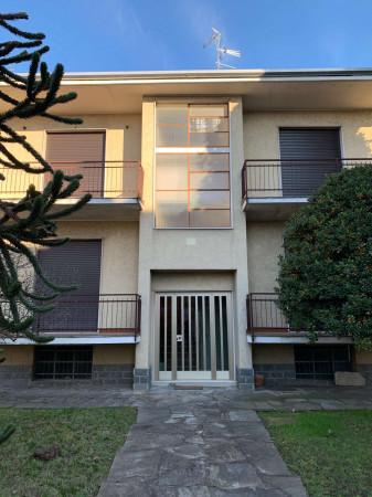 Villa in vendita a Garbagnate Milanese, Stazione, Con giardino, 400 mq - Foto 43