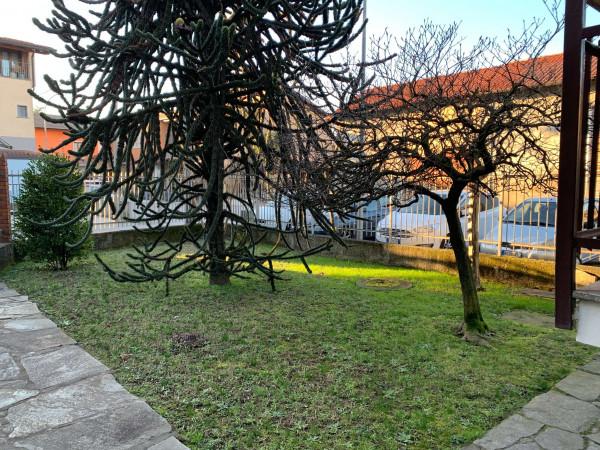 Villa in vendita a Garbagnate Milanese, Stazione, Con giardino, 400 mq - Foto 15