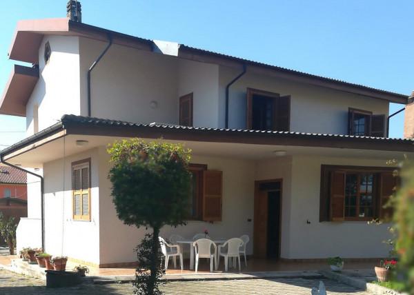 Villa in vendita a Collecorvino, Centro, Con giardino, 302 mq - Foto 27