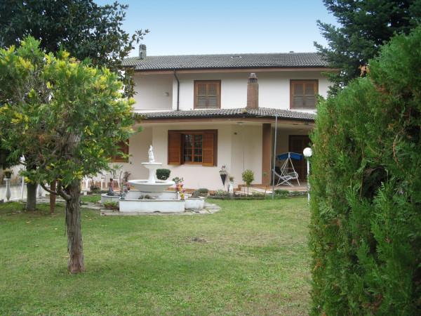 Villa in vendita a Collecorvino, Centro, Con giardino, 302 mq - Foto 16