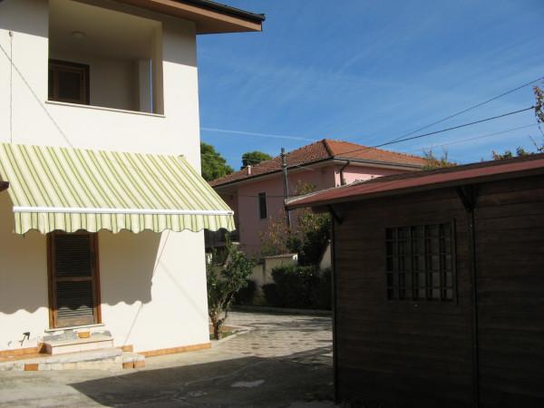 Villa in vendita a Collecorvino, Centro, Con giardino, 302 mq - Foto 21