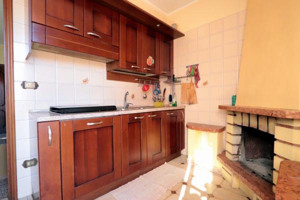 Villa in vendita a Collecorvino, Centro, Con giardino, 302 mq - Foto 8
