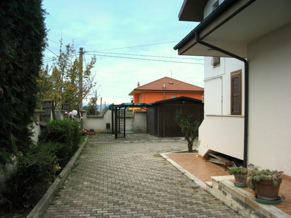Villa in vendita a Collecorvino, Centro, Con giardino, 302 mq - Foto 26