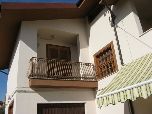 Villa in vendita a Collecorvino, Centro, Con giardino, 302 mq - Foto 23