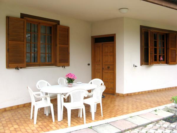 Villa in vendita a Collecorvino, Centro, Con giardino, 302 mq - Foto 12