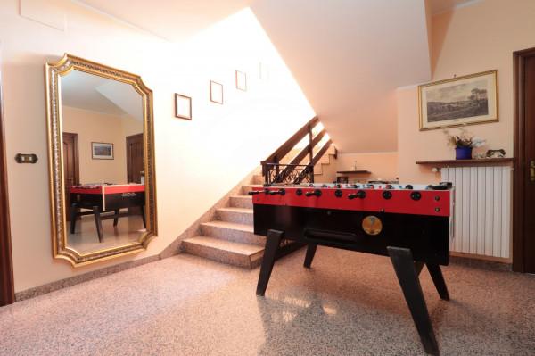 Villa in vendita a Collecorvino, Centro, Con giardino, 302 mq - Foto 7