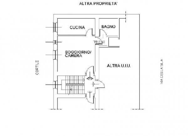 Appartamento in vendita a Milano, Città Studi, 48 mq - Foto 2
