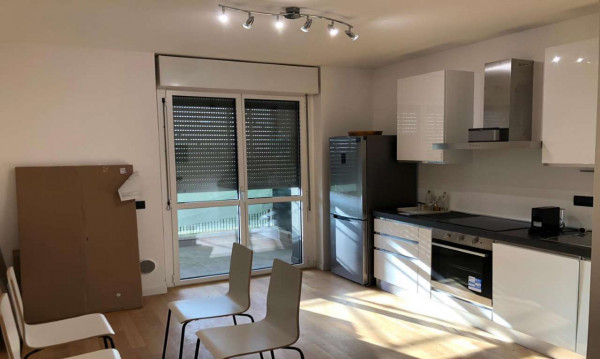 Appartamento in affitto a Milano, Bovisa, Arredato, 75 mq