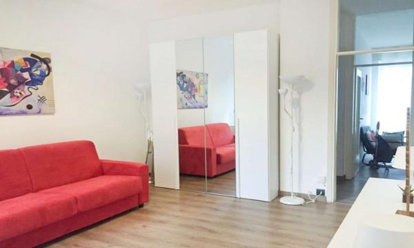 Appartamento in affitto a Milano, Cenisio, Arredato, 82 mq - Foto 8