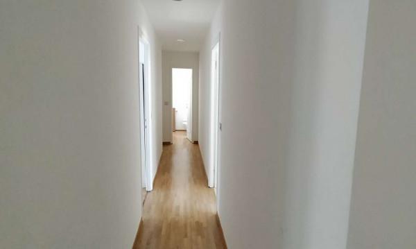 Appartamento in affitto a Milano, Cairoli, 130 mq - Foto 9