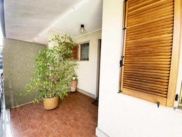 Villetta a schiera in vendita a Rodano, Con giardino, 160 mq - Foto 17