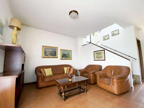 Villetta a schiera in vendita a Rodano, Con giardino, 160 mq - Foto 20
