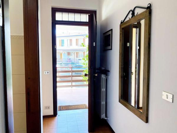 Villetta a schiera in vendita a Rodano, Con giardino, 160 mq - Foto 16