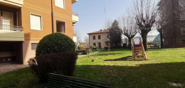 Appartamento in affitto a Crema, Residenziale, Arredato, con giardino, 90 mq - Foto 2