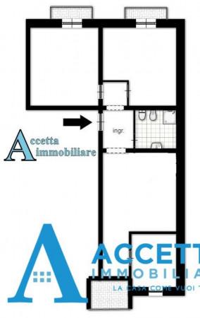 Appartamento in vendita a Taranto, Borgo, 105 mq - Foto 2