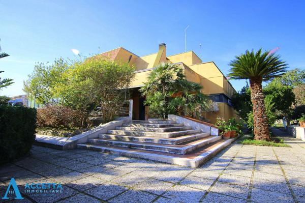 Villa in vendita a Taranto, Rione Laghi - Taranto 2, Con giardino, 446 mq - Foto 3
