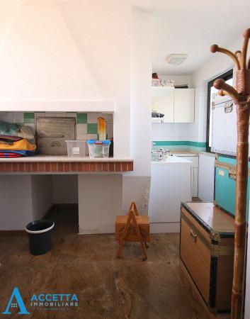 Villa in vendita a Taranto, Rione Laghi - Taranto 2, Con giardino, 446 mq - Foto 16