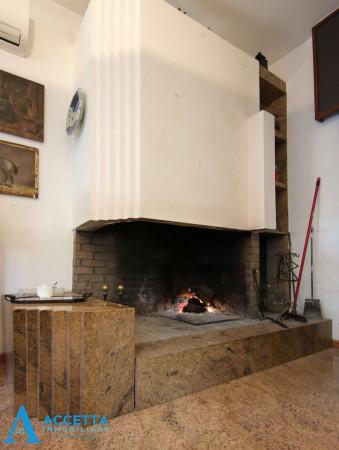 Villa in vendita a Taranto, Rione Laghi - Taranto 2, Con giardino, 446 mq - Foto 21