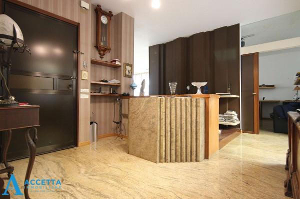 Villa in vendita a Taranto, Rione Laghi - Taranto 2, Con giardino, 446 mq - Foto 26
