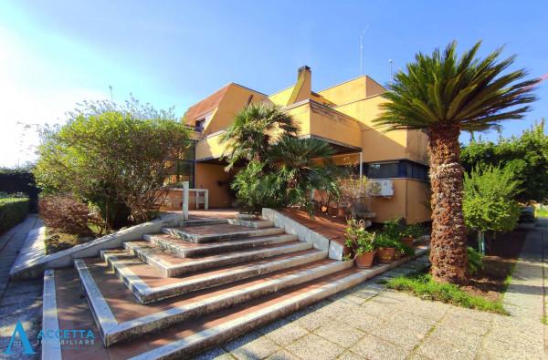 Villa in vendita a Taranto, Rione Laghi - Taranto 2, Con giardino, 446 mq - Foto 6