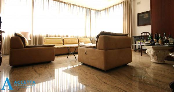 Villa in vendita a Taranto, Rione Laghi - Taranto 2, Con giardino, 446 mq - Foto 24