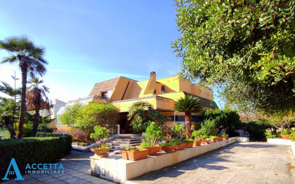 Villa in vendita a Taranto, Rione Laghi - Taranto 2, Con giardino, 446 mq - Foto 29