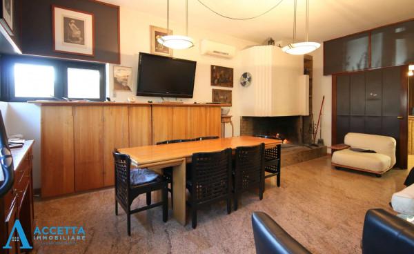 Villa in vendita a Taranto, Rione Laghi - Taranto 2, Con giardino, 446 mq - Foto 22
