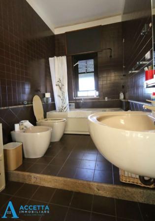 Villa in vendita a Taranto, Rione Laghi - Taranto 2, Con giardino, 446 mq - Foto 8