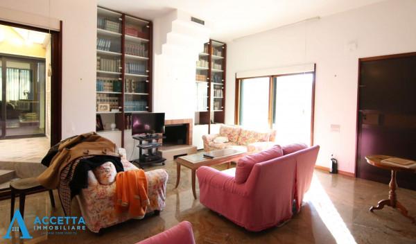 Villa in vendita a Taranto, Rione Laghi - Taranto 2, Con giardino, 446 mq - Foto 19