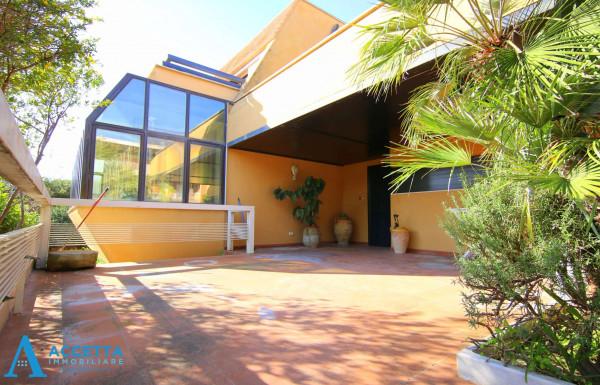 Villa in vendita a Taranto, Rione Laghi - Taranto 2, Con giardino, 446 mq - Foto 27