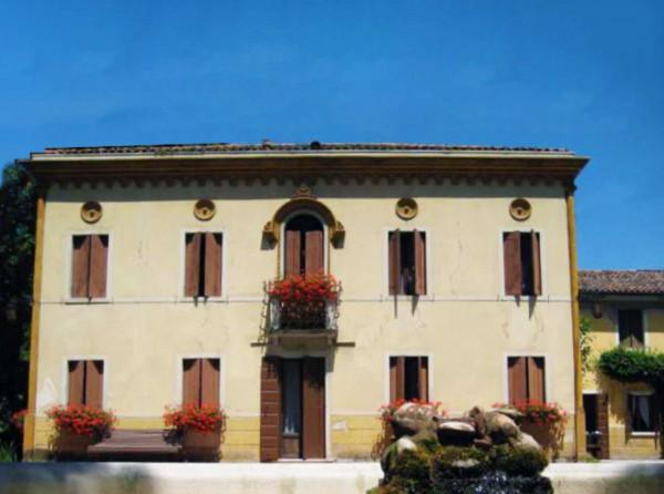 Rustico/Casale in vendita a Mogliano Veneto, Con giardino, 770 mq - Foto 10