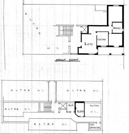 Immobile in vendita a Gorla Minore, Prospiano, Con giardino, 1232 mq - Foto 5