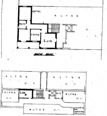Immobile in vendita a Gorla Minore, Prospiano, Con giardino, 1232 mq - Foto 4