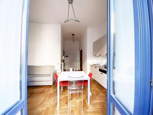 Appartamento in affitto a Milano, Arredato, con giardino, 40 mq - Foto 11