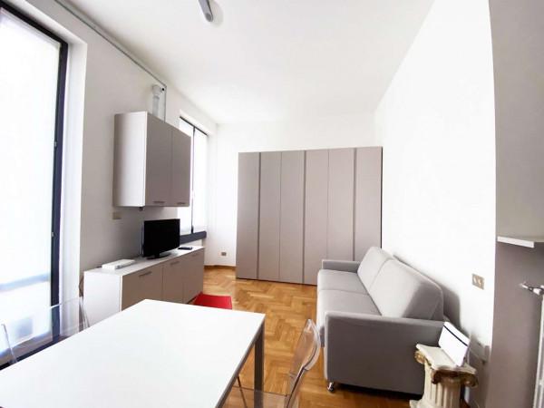 Appartamento in affitto a Milano, Arredato, con giardino, 40 mq - Foto 13