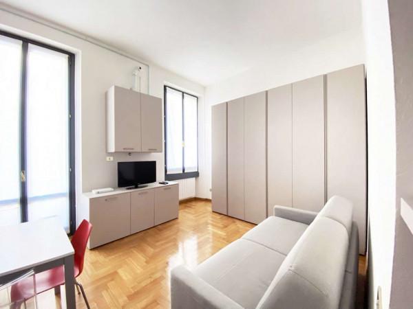 Appartamento in affitto a Milano, Arredato, con giardino, 40 mq