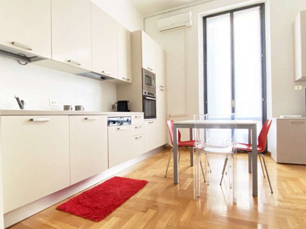 Appartamento in affitto a Milano, Arredato, con giardino, 40 mq - Foto 12